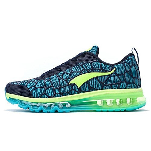 ONEMIX Men's Air Cushion Running Shoes Dark Blue sast cheap price sale low cost 2014 unisex hot sale free shipping authentic qU2yC