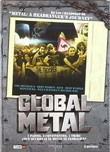 Global Metal [DVD]