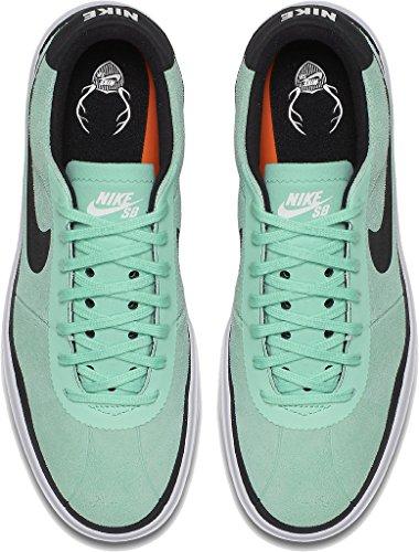 Nike Bruin Sb Hyperfeel Herren Skateboardschuhe Grünes Glühen / Schwarz-Weiß