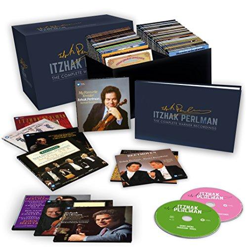 Itzhak Perlman - The Complete Warner Recordings (77CD) by Warner Classics/Parlophone (Image #1)