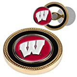 Wisconsin Badgers NCAA Challenge Coin & Ball Markers