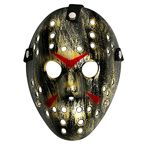 MaskStore Halloween Mask Cosplay Costume Mask Jason Mask Halloween Party Cool Mask For Kids Adults