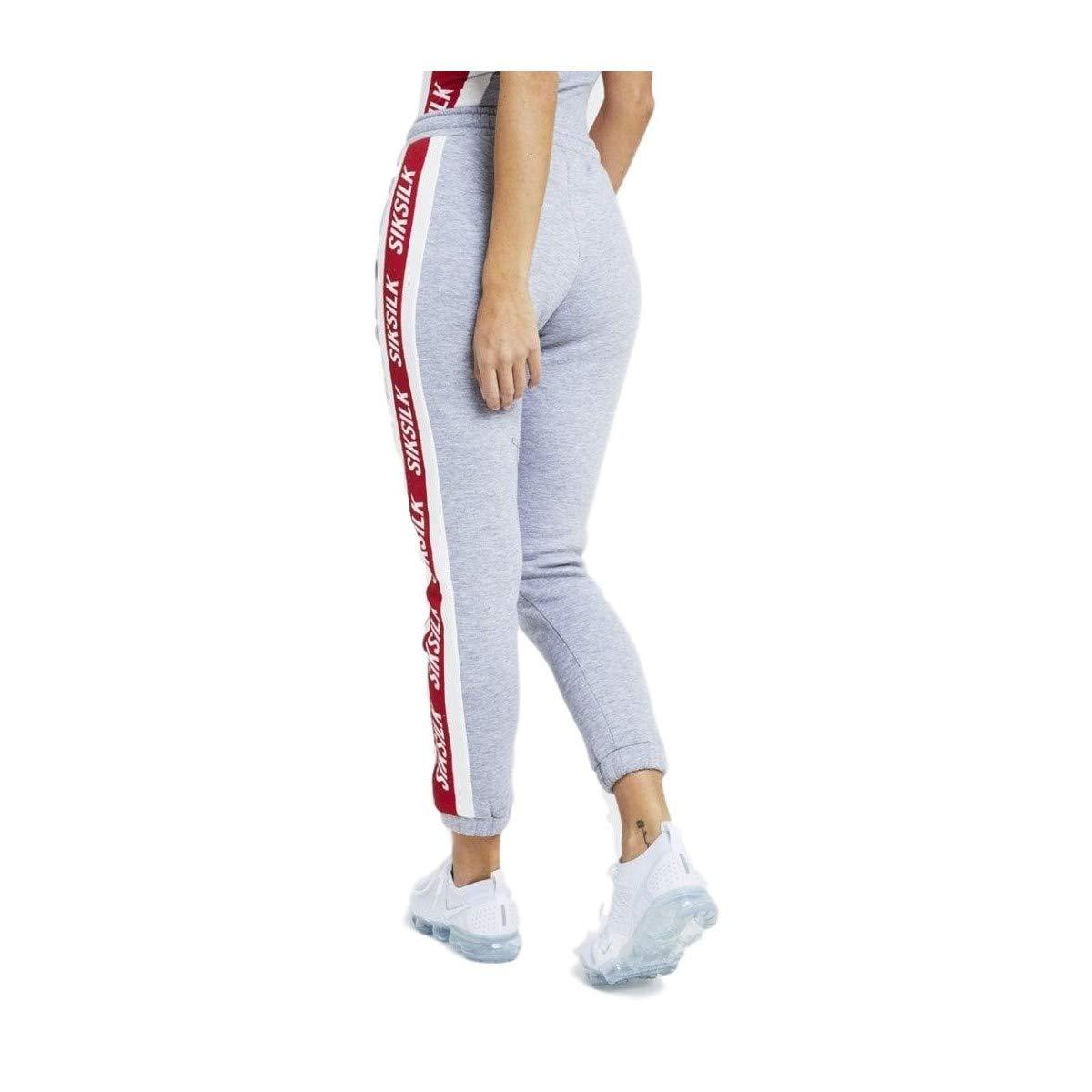 Sik Silk Pantalón de Chandal Phoenix Mujer Gris: Amazon.es: Ropa y ...
