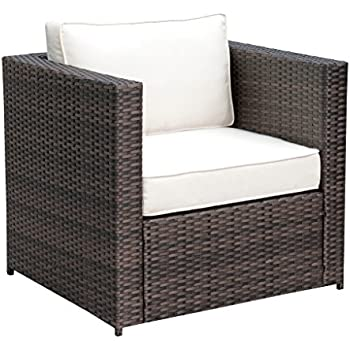Amazon.com: Crosley Muebles de Beaufort de mimbre Patio ...