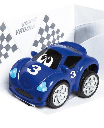 8003670997474 Colore Chicco Turbo Touch Fast Blue Veicolo Radiocomando Prima Infanzia Giocattolo 986