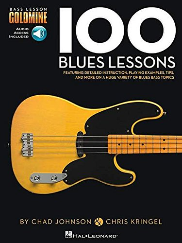 100 Blues Lessons: Bass Lesson Goldmine Series
