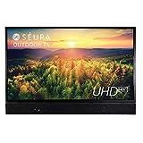 Séura Shade Series 55-Inch Weatherproof 4K Ultra HD Outdoor TV with Soundbar (2019)