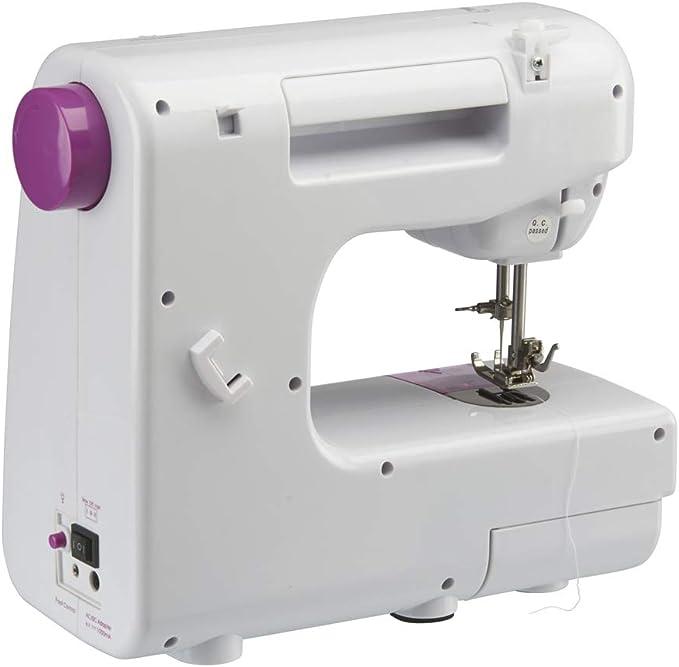 Sew-lite - Máquina de Coser con 16 bobinas de Hilo de Colores ...