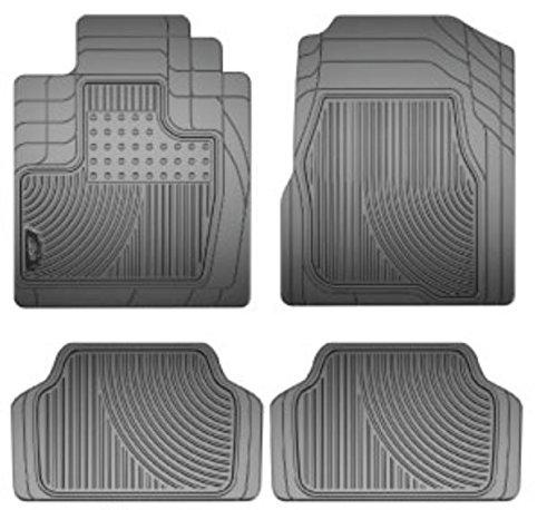 Armor All 78994 Grey Suv Crossover Floor Mat  4 Piece