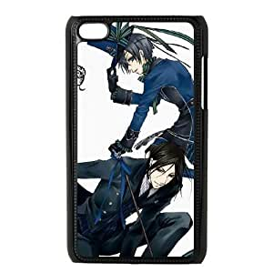 ipod 4 Black Black Butler phone cases&Holiday Gift
