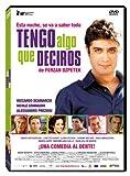 Tengo Algo Que Deciros (DVD) [ Italian Import ]