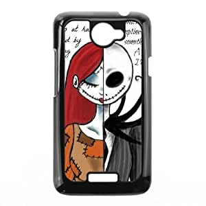 HTC One X Phone Case for The Nightmare Before Christmas Classic theme pattern design GQ07TNBC13647