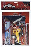 Miraculous Ladybug 11pc School Stationary Value Pack Set