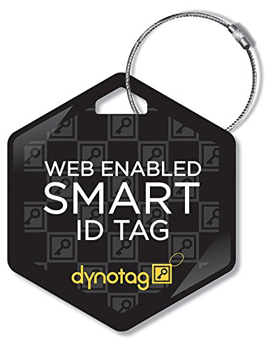 Dynotag Enabled Smart Deluxe Luggage product image