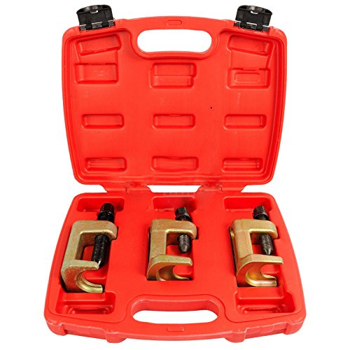 Bmw Ball Joint Tool (HG 3PCS Ball Joint Removal Remover Tool Separator Kit for AUDI BMW FORD VOLVO)