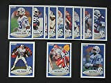 Indianapolis Colts 1990 Fleer Football Team Set **Premier Issue** (Jeff George Rookie) (Andre Rison) and More