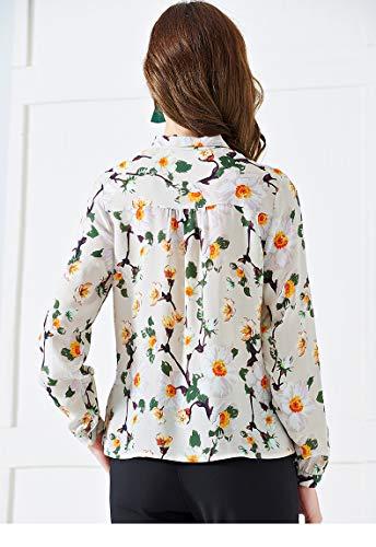 Lunga Camicia Sixiuliyu Tinta Manica Donna Vestito Modellante Unita Yqdpqr