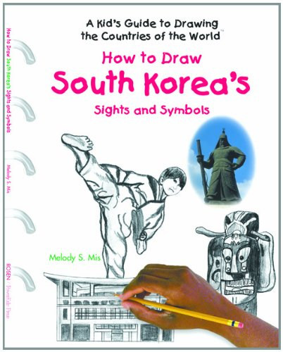 How to Draw South Korea's Sights and Symbols