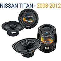 Nissan Titan 2008-2012 Factory Speaker Upgrade Harmony R69 R65 Package New