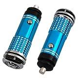 Mini Auto Car Fresh Air Purifier / Oxygen Bar Ionizer Blue