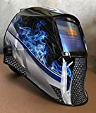 USA seller: PPPP Auto Darkening Solar Powered Welders Welding Helmet Mask With Grinding Function