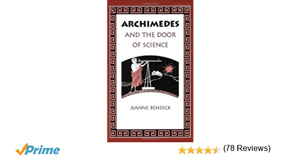 Archimedes and the door of science living history library archimedes and the door of science living history library jeanne bendick 9781883937126 amazon books fandeluxe Images