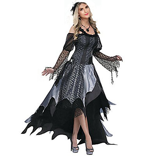 Spider Queen Costume - Sexy Spider Adult Cosplay Costume for Halloween