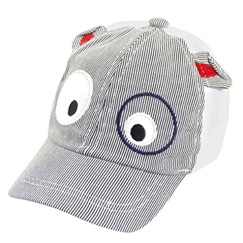 Boys Girls Bongrace Sunhat Hat Kids Infant Peak