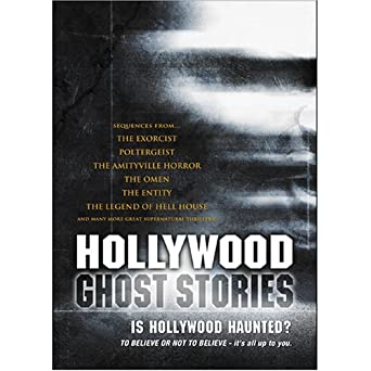 Amazon Hollywood Ghost Stories John Carradine Jim Forsher