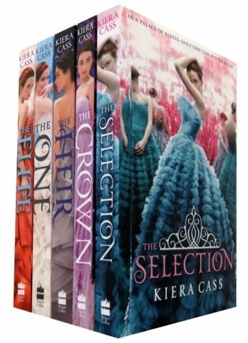 Selection 1 5 Book Set Elite product image