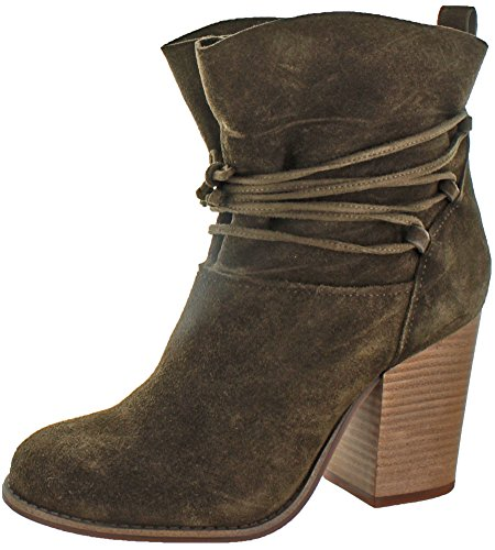 Jessica Simpson Women's Satu Fashion Ankle Bootie Brown S...
