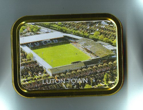 Luton Town 2 oz Tobacco Tin