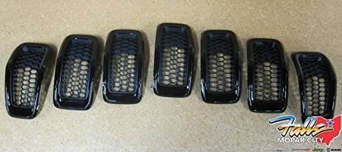 jeep cherokee grill - 2