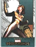 Marvel Beginnings #222 Karma (Non-Sport Comic Trading Cards)(Upper Deck - 2012 Series 2)