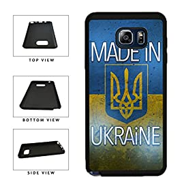 BleuReign(TM) Made in Ukraine TPU Rubber Silicone Phone Case Back Cover for Samsung Galaxy S8 5 COMPATIBILITY: It is important to note that this case will ONLY FIT the Samsung Galaxy S8 Smartphone. Case will fit like a glove. COLOR: This case comes in a high quality color that will last the life of your phone. This is NOT a decal, skin or sticker. Our cases will not peel, fade or crack. We press the image onto a metal plate using the latest sublimation technology. IMPORTANT FEATURES/DESIGN: This case is equipped with side grips that will make it easy to handle your phone and help prevent it from slipping out of your hands.