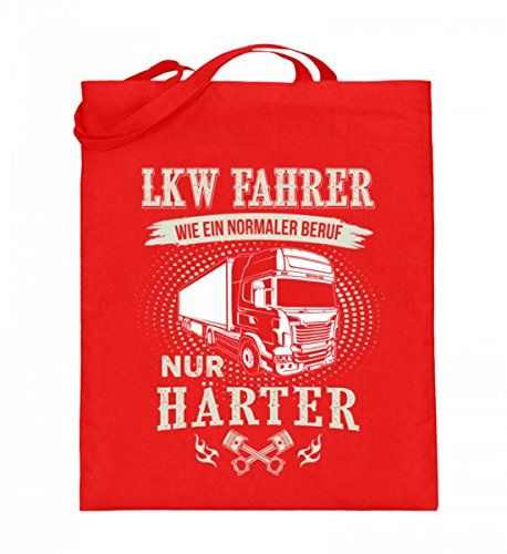 Shirtee Qjy4suad_xt003_38cm_42cm_5739 - Cotton Fabric Bag For Blue 38cm-42cm Woman Ruby red