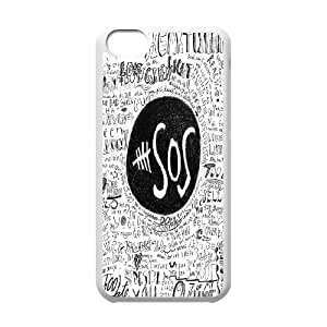 Design The Music Band 5SOS for Iphone 5c ARL744808