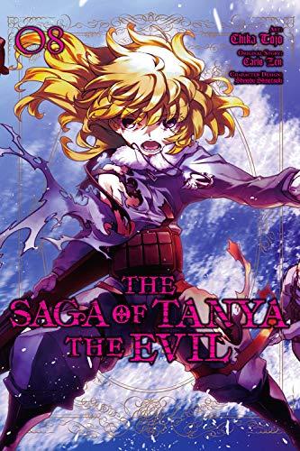 The Saga of Tanya the Evil, Vol. 8 (manga) (The Saga of Tanya the Evil (manga) (8)) (Saga Of Tanya The Evil Light Novel)