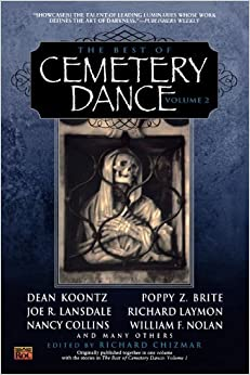 By Various The Best of Cemetery Dance Vol. II (Cemetary Dance) (First Softcover Edition)