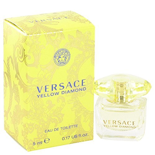 - Versace Yellow Diamond By Gianni Versace Mini EDT .17 Oz