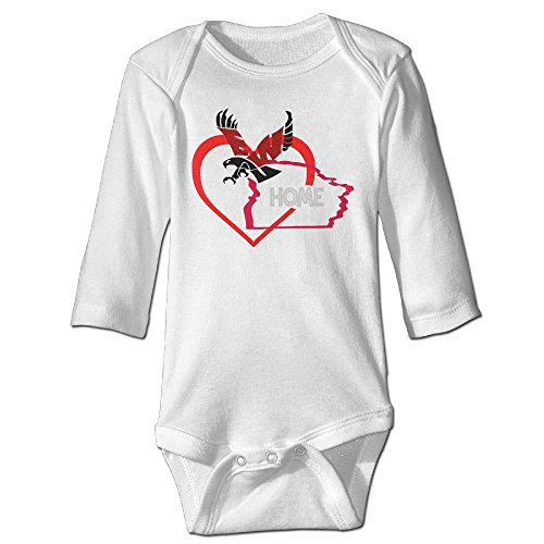 ptcy-ewu-eagles-heart-home-for-6-24-months-boysgirls-romper-jumpsuit-18-months-white