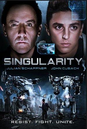 Amazon Com Singularity Carmen Argenziano John Cusack Eileen