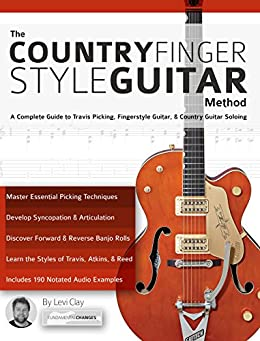 Country Fingerstyle Guitar Method Complete ebook product image