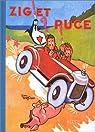 Zig et Puce, tome 1 : Zig et Puce par Saint-Ogan