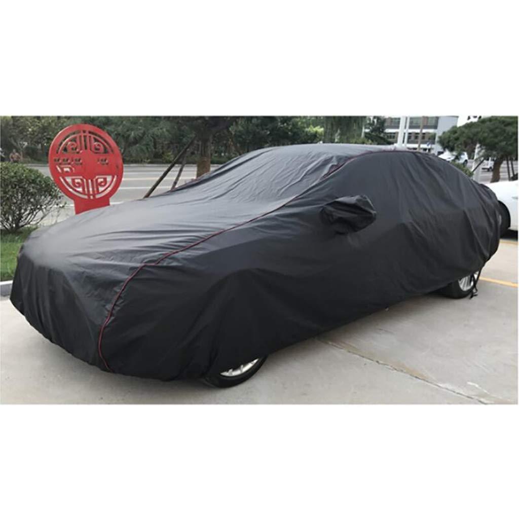 A6L A8 Q7 A3 Protection contre le soleil Couverture de voiture Shading Isolation Couverture V/êtements de voiture Noir Q3 Q5 RNRN Couverture de voiture Audi A4L Couleur : Black A-Q3