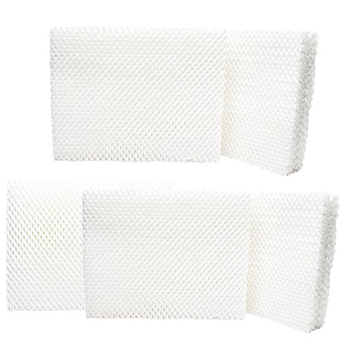(UpStart Battery 5-Pack Replacement for Holmes HM250 Humidifier Filter - Compatible with Holmes HWF55 Air Filter)