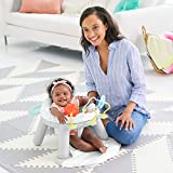 Skip Hop Silver Lining Cloud Baby Chair: 2-in-1