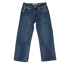 Levis Big Boys 505 Regular Fit Jean