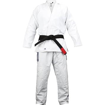 adidas BJJ Anzug IBJJF Champion weiß, JJ601: