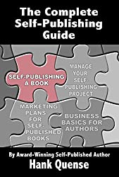Self-publishing a Book (Self-publishing Guides)